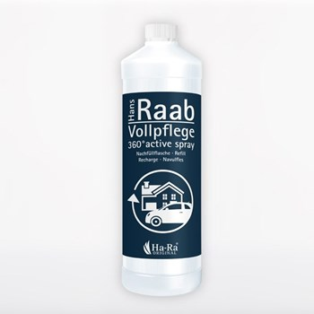 Hans Raab Verzorgingsmiddel active spray 1000 ml navulfles